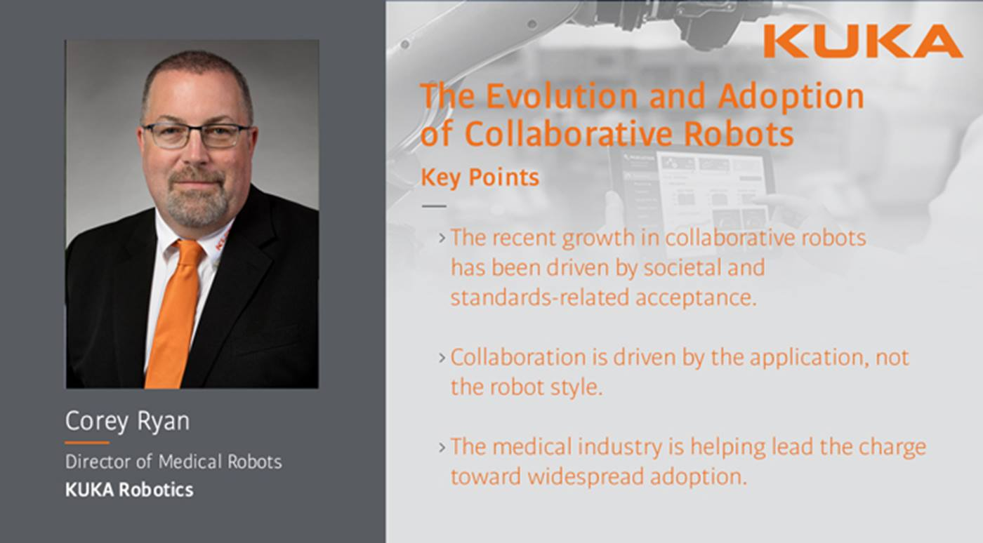 Episode 2: The Evolution and Adoption of Collaborative Robots