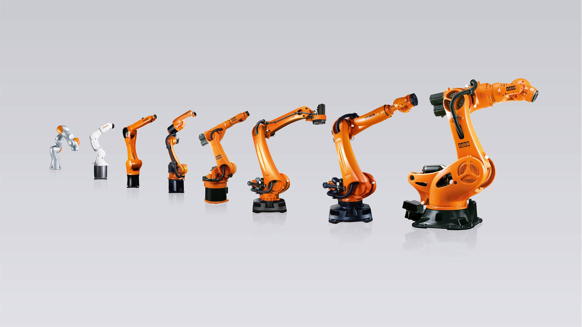 Industrial Intelligence 40 Beyond Automation Kuka Ag Electric Vehicle Supply Equipment On Oven Without Hard Wiring Robots