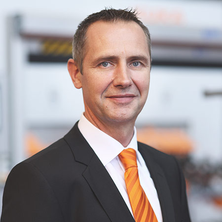 Frank Klingemann, CEO von KUKA Systems und Head of Automotive