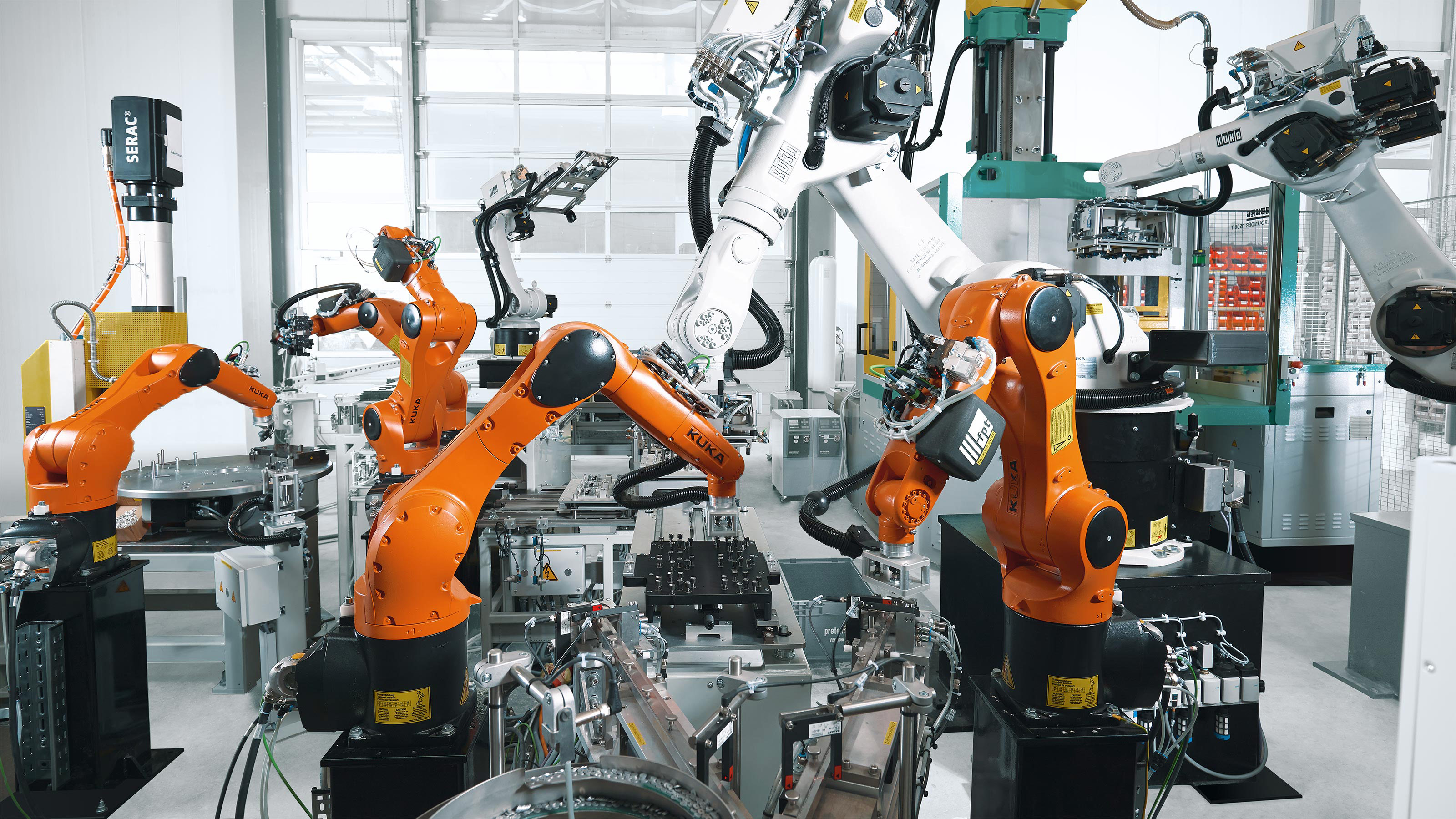 Improving Efficiency With Automation Kuka Ag