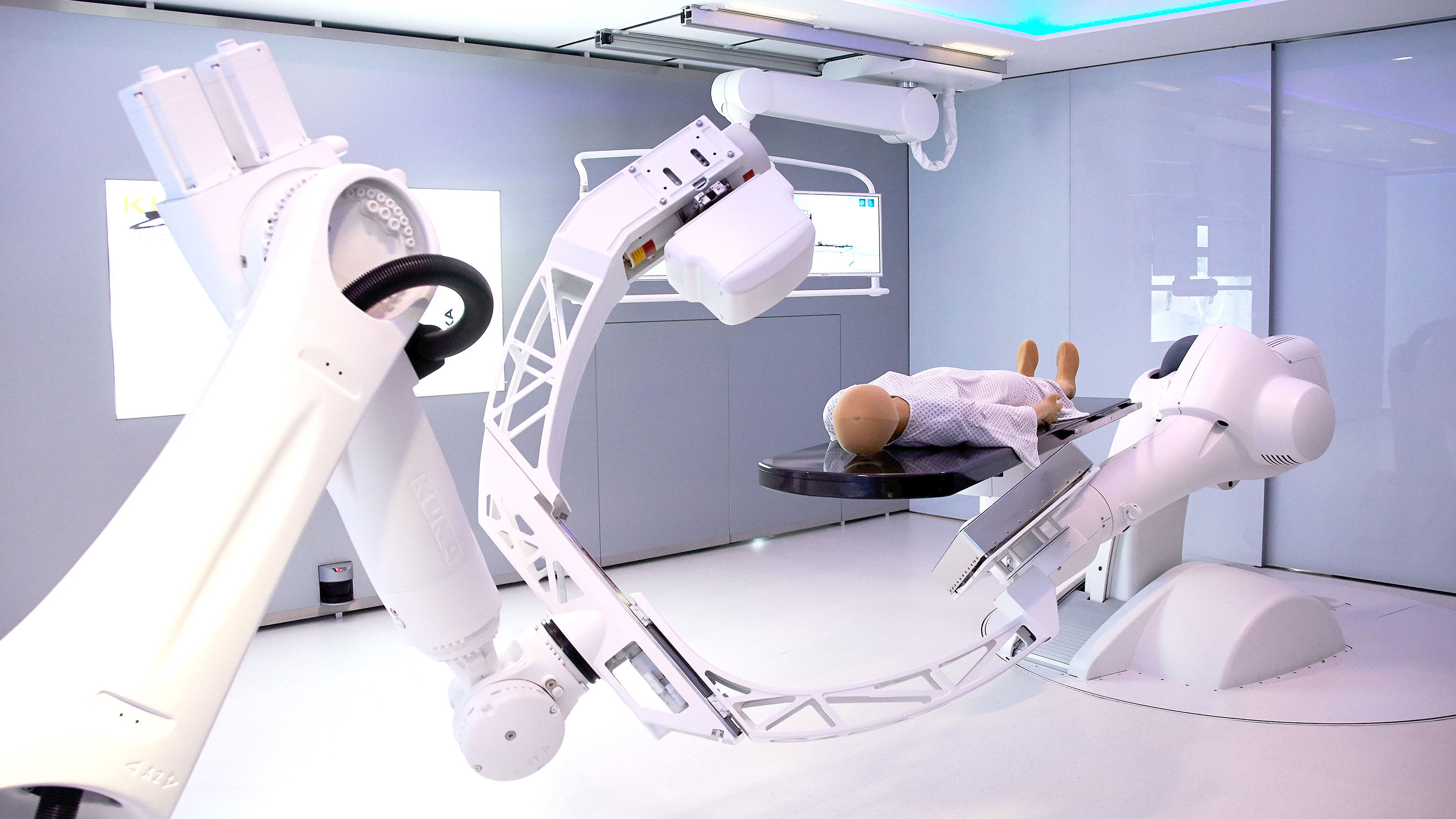 Kuka Medical Robotics Partners And References Kuka Ag
