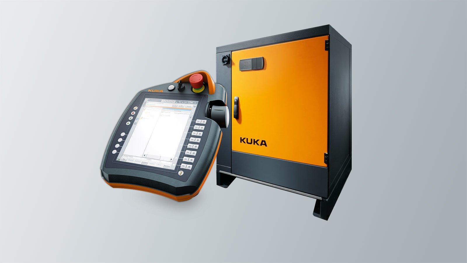 The KUKA smartPAD: simply more freedom