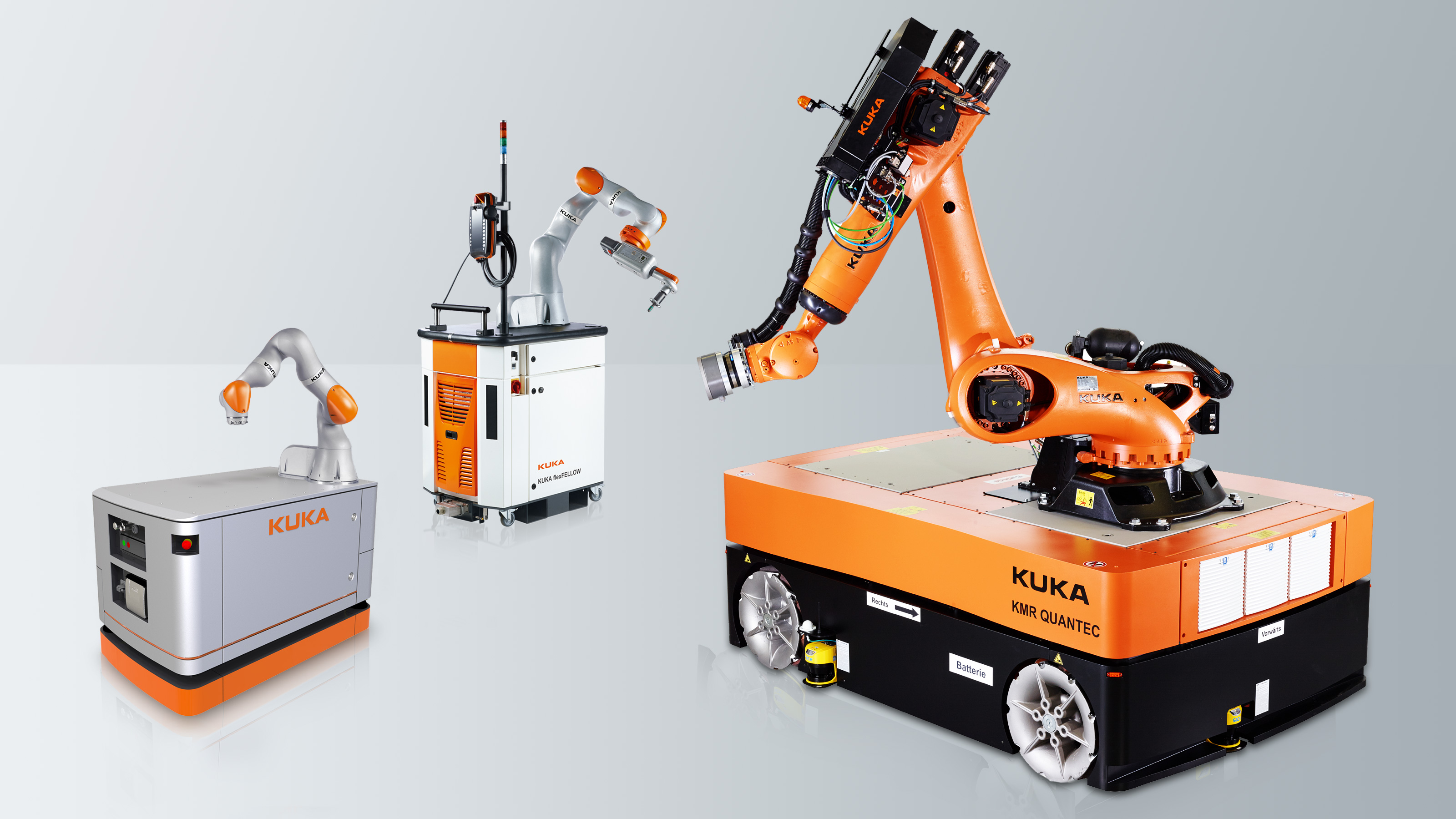 mobile robots kuka ag. Black Bedroom Furniture Sets. Home Design Ideas