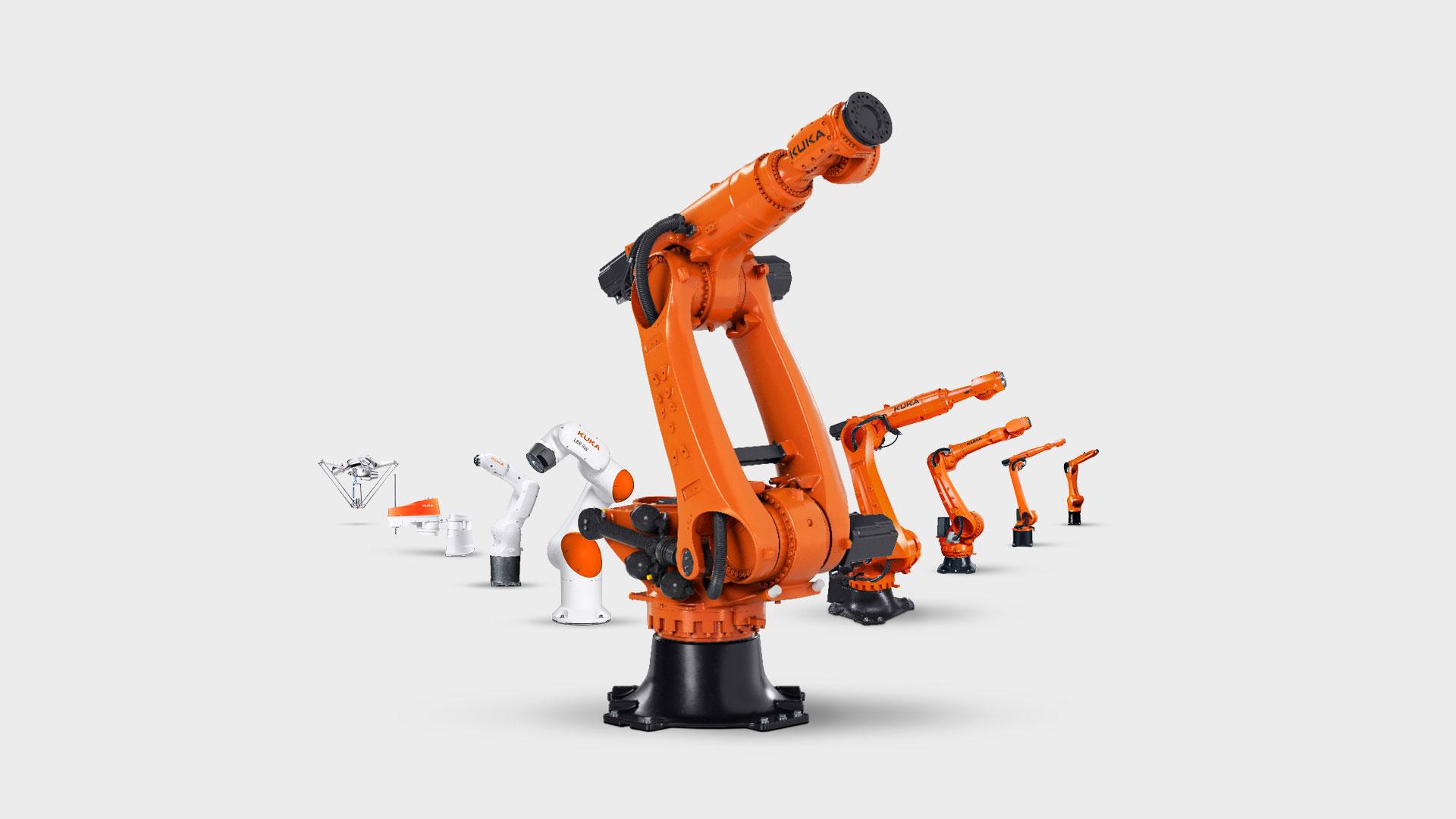 Industrial robot | KUKA AG