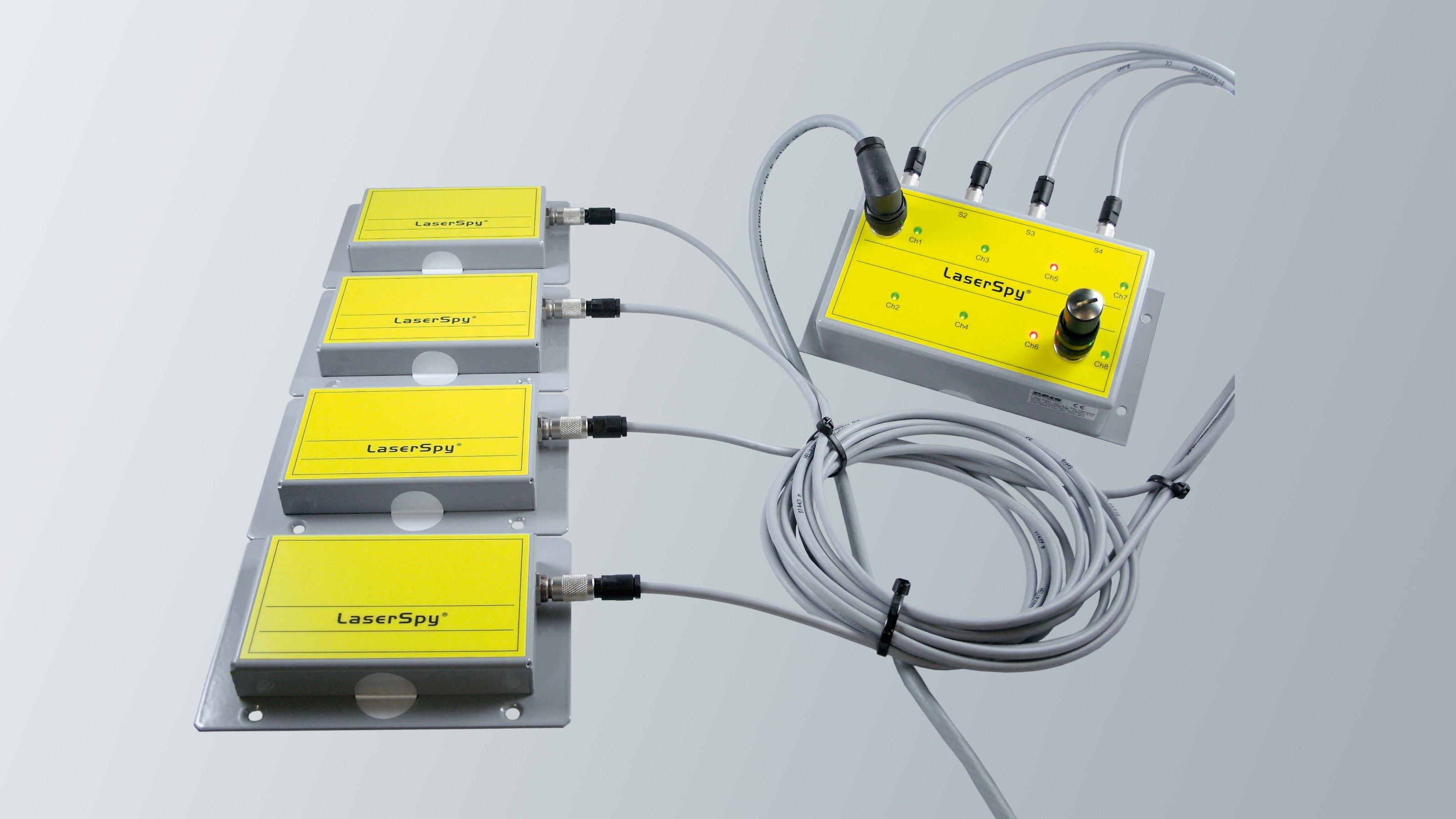LaserSpy® | KUKA AG