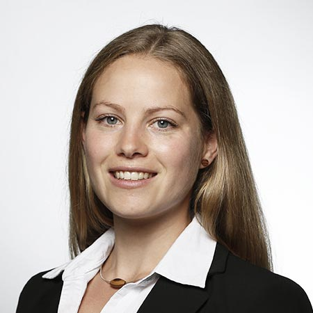 Verena Hoermann,  Corporate Research, Project Office - Planning and Coordination