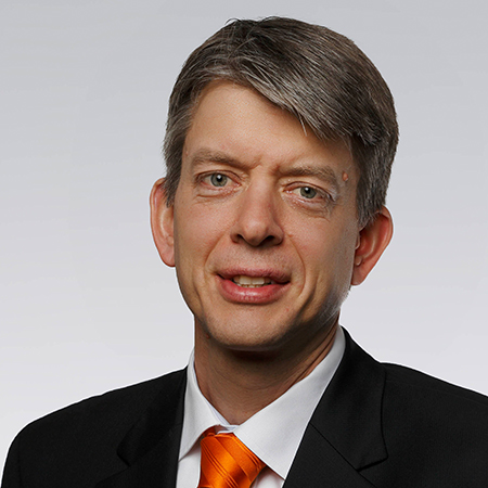 Michael Otto, Leiter Division Healthcare bei KUKA